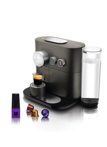 Nespresso D80 Expert Anthracite Grey Kahve Makinesi Gri